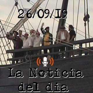 La mayor gesta náutica de la historia recibe un homenaje en Sanlúcar | La Noticia Del Dia