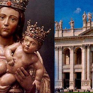 Fiesta de la Dedicación de la Basílica de San Juan de Letrán y Ntra Sra de la Almudena