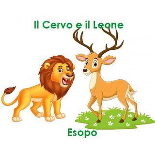 Esopo - Il Cervo e il Leone