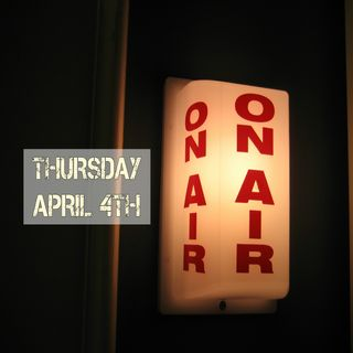 Thursday, April 4th