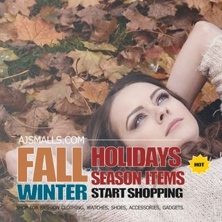 Shop for Fall Winter Holiday Season Items & Gadgets - AJSmalls Essential Store
