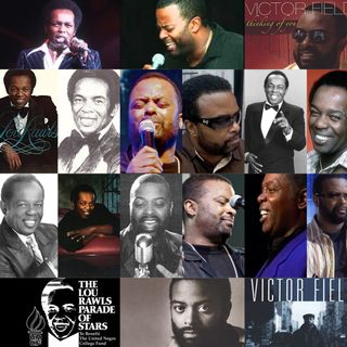 """The Smooth Jazz Zone Spin """"Lou Rawls & Victor Fields"""" (Genuine Music)"""