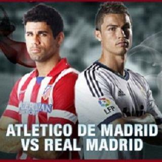 Spot Atletico de Madrid - Real Madrid