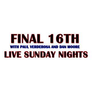 Final 16th