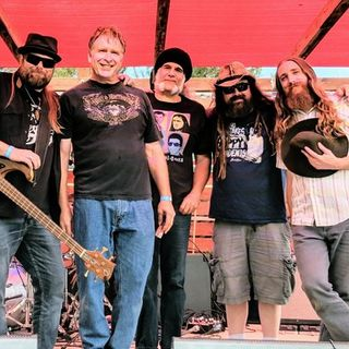 The Gospel Swamp Blues Band Live at Hilltop Stage, OC Music Festival, Silverado, CA on 2019-05-25