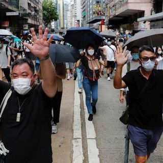 Why Hong Kongers take the risk