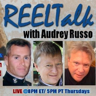 REELTalk: Recording Artist Steve Camp, Dr. Peter Hammond direct from South Africa and MAJ Fred Galvin