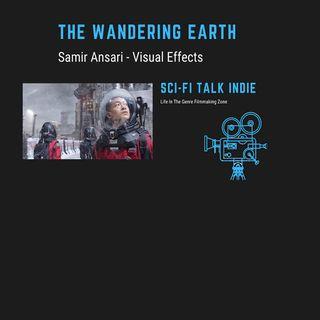 Samir Ansari The Wandering Earth
