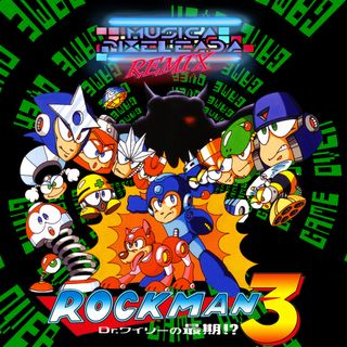 Mega Man 3 (Rockman 3: Dr. Wily no Saigo?!) (NES)