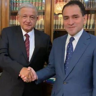 AMLO acepta renuncia de Urzúa y nombra a Arturo Herrera