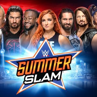WWE SummerSlam 2019 Review/Recap