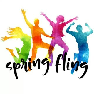 Spring Fling! Volume 19 #RobinsNest #AprilVibes #pressplay