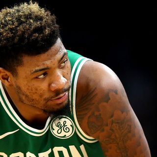 Marcus Smart Recovering Slowly For Celtics