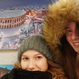 #verona Let it snow!