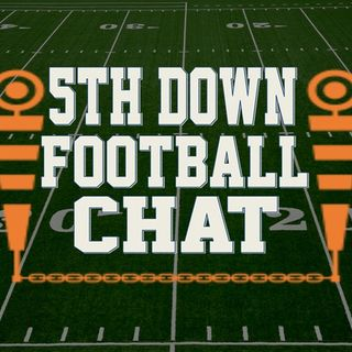 The 5th Down Sports Show (s4 e38) The First Round and The Lyricists