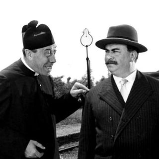 Liberamente... don Camillo e Peppone