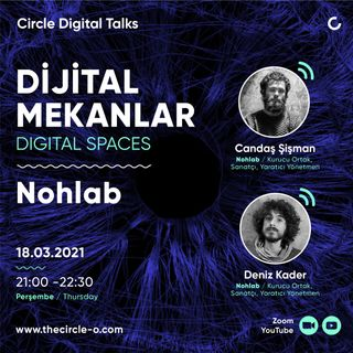 Dijital Mekanlar / Nohlab (Candaş Şişman & Deniz Kader)