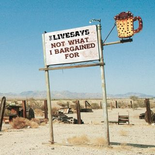 Billy Livesay - Not What I Bargained For