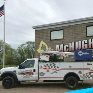 McHugh Excavating was founded 1976