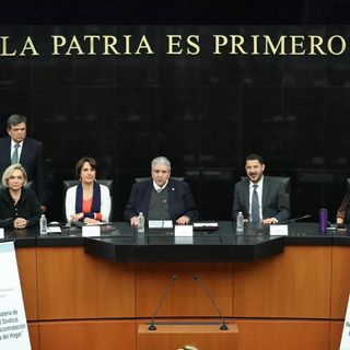 Prepara Senado iniciativas en procuración de justicia