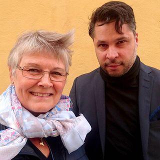 Maud Olofsson – från Haralds jänta och Rolfs fru till Alliansens moder