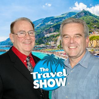 The Travel Show: Carlos' Trip to The Galapagos, Tall Ship Experience and the Greek Isles 2021!