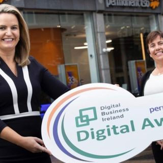 Lorraine Higgins discusses Waterford finalists in the National Digital Awards