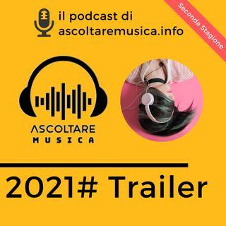 2021# Trailer – seconda stagione in arrivo