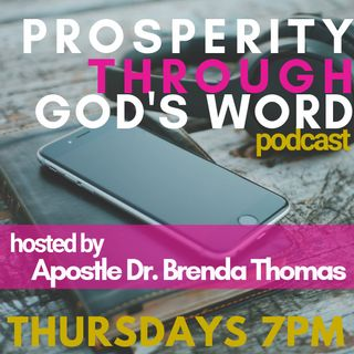 Are You Talking (Part 2) - Prosperity Through God's Word