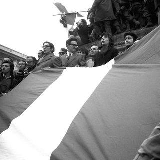 Milano: la Maggioranza silenziosa scende in piazza (1971)