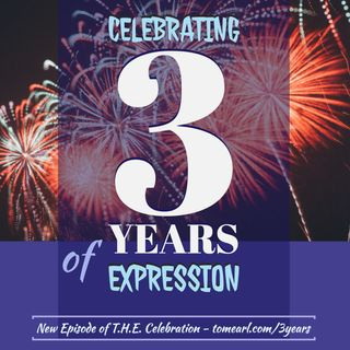 Celebrating 3 Years of Expression