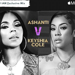 Ashanti Vs Keyshia Cole Exclusive Mix