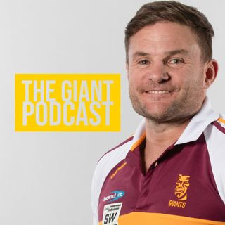 The Giant Podcast #7 - Simon Woolford, Tim Burton, Cameron Deacon and Eorl Crabtree
