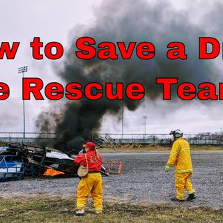 Episode 30: Dirt Track Fire Rescue Team. How it works.