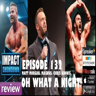 IMPACT Showdown Ep 132: Impact Wrestling 4/6/17 Reactions Aftershow