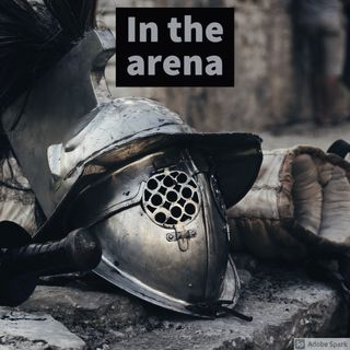 In the Arena - Hannah Evans and Maria Ramirez