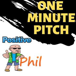 One Minute Pitch, What Are You Going to Say to 100,000,000 People