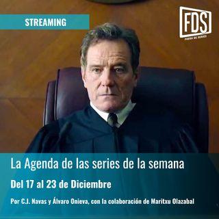 Streaming: Agenda de Series del 17 al 23 de Diciembre