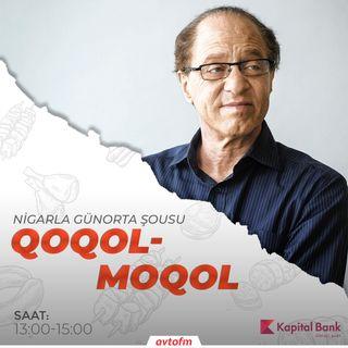 Ray Kurzweil-in ən sevdiyi yeməklər | Qoqol-moqol #28