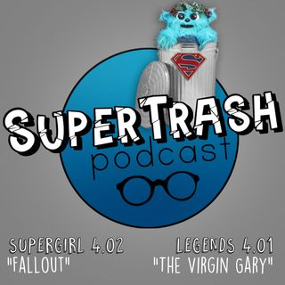 "Supertrash: ""Fallout""/""The Virgin Gary"""