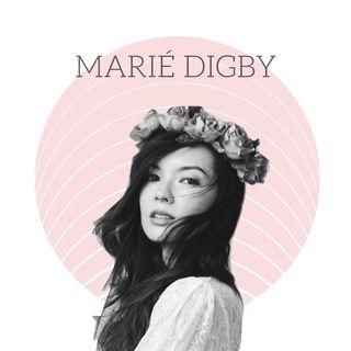#5 - Marié Digby