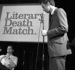 Beautiful Monday: Literary Death Match
