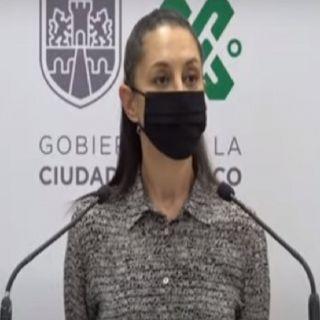 Sheinbaum, felicita por detenciones en caso de francés y socio