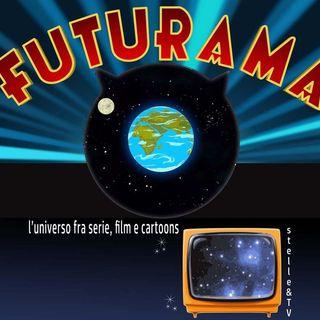 #29 Stelle&TV: la precessione terrestre & Futurama