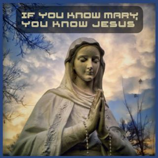 If You Know Mary Then You Know Jesus - Bob Cantoni speaks with Br. Angelo Dobbins (October 27, 2020)