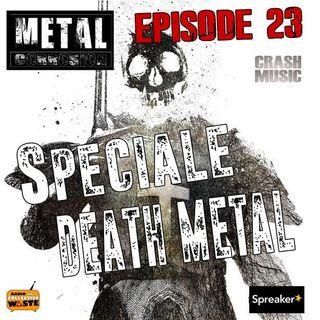 METAL CORROSION 23 --SPECIALE DEATH METAL--