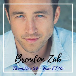 CHRISTMAS MUVIES SPOTLIGHT SPECIAL EDITION WITH SPECIAL GUEST ACTOR BRENDON ZUB