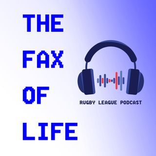 THE FAX OF LIFE #8 13.03.19 with Mike Gott