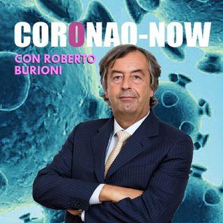 #coronao-now Intervista a Roberto Burioni