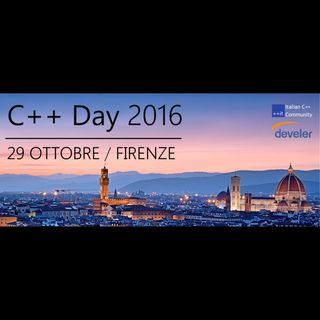 C++ Day 2016 - Marco Arena
